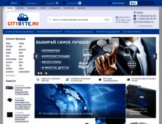 citybyte.ru screenshot