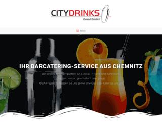 citydrinks.de screenshot