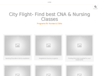 cityflight.com screenshot