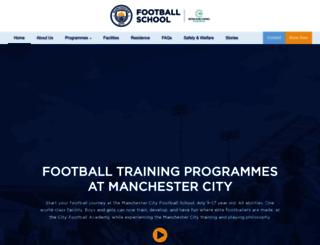 cityfootball-language.com screenshot