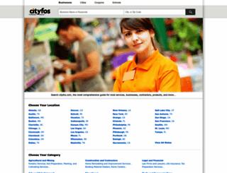 cityfos.com screenshot