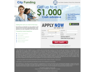 cityfundingpu.dailyfinancegroup.com screenshot