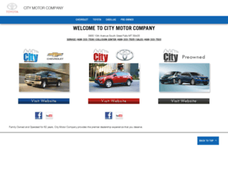 citymotor.com screenshot