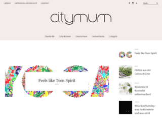 citymum.de screenshot