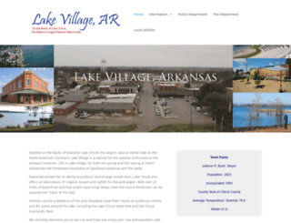 cityoflakevillage.com screenshot