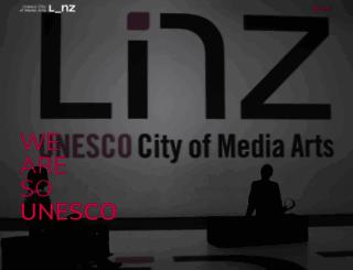 cityofmediaarts.at screenshot