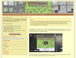 cityographer.com screenshot