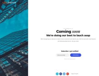 cityprintsonline.co.uk screenshot