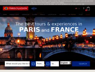 cityrama.com screenshot