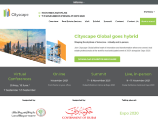 cityscapekuwait.com screenshot