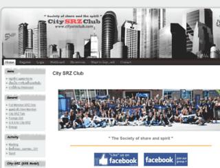 citysrzclub.com screenshot