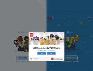 citystudio.lego.com screenshot