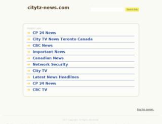 citytz-news.com screenshot