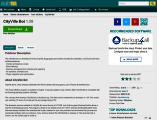 cityville-bot.soft112.com screenshot