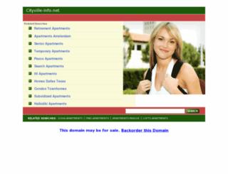 cityville-info.net screenshot