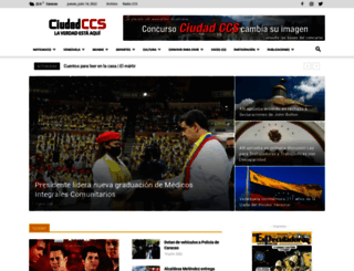 ciudadccs.info screenshot