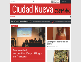 ciudadnueva.org.ar screenshot