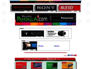 ciudadpantalla.com screenshot