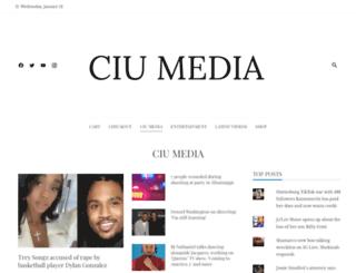 ciumedia.com screenshot