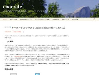 civic-apps.com screenshot