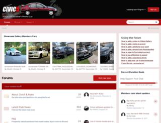 civic5.com screenshot