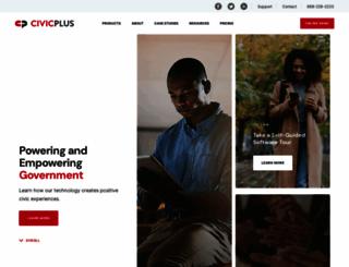 civicplus.com screenshot