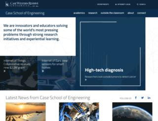civil.case.edu screenshot