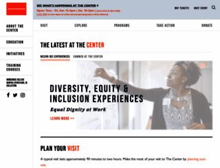civilandhumanrights.org screenshot