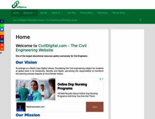civildigital.com screenshot