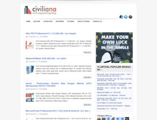 civiliana.blogspot.com screenshot