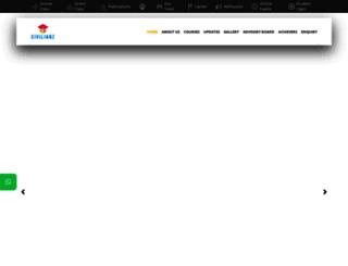 civilianz.com screenshot