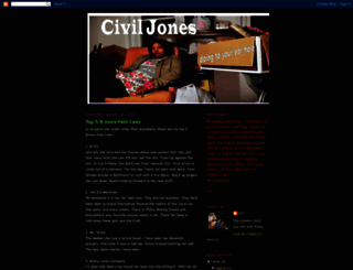 civiljones.blogspot.fr screenshot