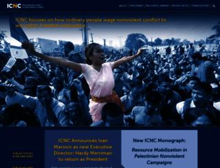 civilresistance.net screenshot