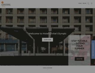 civitel.eu screenshot