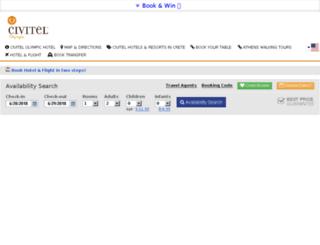civitelolympic.reserve-online.net screenshot