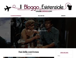 civuolecostanza.com screenshot