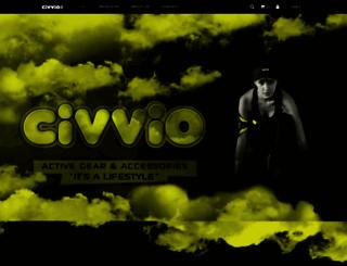 civvio.com screenshot