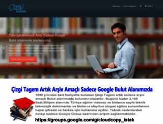 cizgi-tagem.org screenshot
