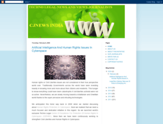 cjnewsind.blogspot.in screenshot
