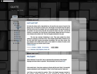 cjongisms.blogspot.com screenshot