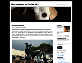 cjvl.wordpress.com screenshot