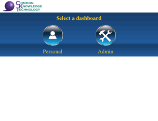 ck-tek.redcondor.net screenshot