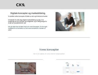 ck9.dk screenshot