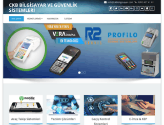 ckbbilgisayar.com screenshot