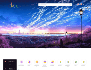 ckck.in screenshot