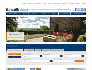 ckdgalbraith.co.uk screenshot