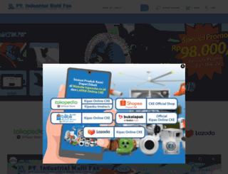 cke.co.id screenshot