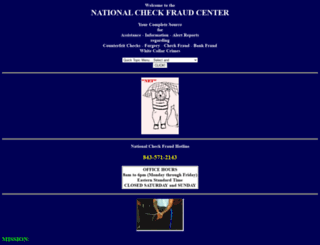 ckfraud.org screenshot
