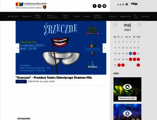 ckis.siedlce.pl screenshot