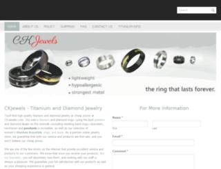 ckjewels.com screenshot